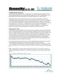 ØkonomiNyt nr. 4,3 - 2007 - Djursland Landboforening