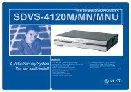 SDVS-4120M/MN/MNU - France-Elec