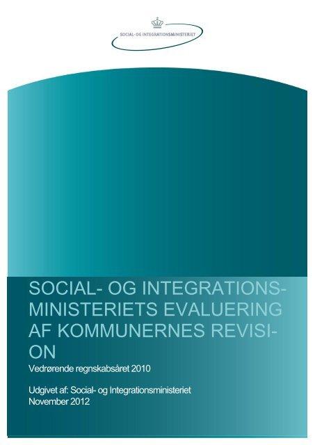 Her kan du læse ministeriets seneste evaluering af ... - Social