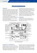 Liukuportin automatiikka - Pur-Ait Oy - Page 3