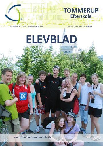 10 elevblad juni 2009.indd - Tommerup Efterskole