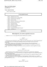 Bilag 6: Bekendtgørelse nr. 70 af 27. januar 2011 (pdf)