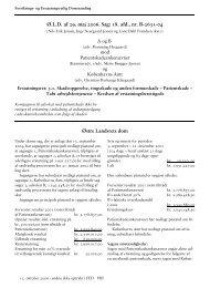 Corel Ventura - BATCH068.CHP - Forsikrings- og Erstatningsretlig ...
