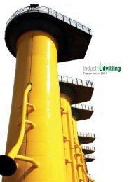 103696 Præsentation indhold 2011 - Industri Udvikling