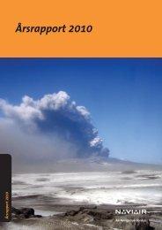 Årsrapport 2010 - Naviair