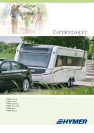 Campingvogne - HYMER.com