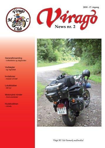News nr. 2 - Virago MC Tur Klub