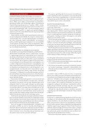 Regnskabspraksis januar - september 2009 - PostNord
