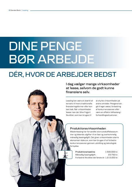 Download katalog (pdf 2,00 mb) - Danske Bank
