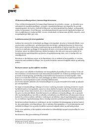 Jammerbugt Revisionspåtegning 2011 - Jammerbugt Kommune