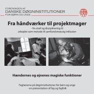 Fra håndværker til projektmager - Socialpædagogernes Landsforbund