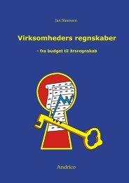 Virksomheders regnskaber - Forlaget Andrico