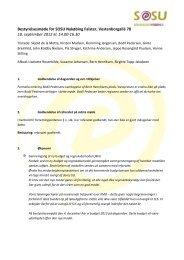Referat 18.09.2012 - SOSU Nykøbing Falster