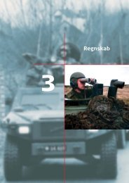 Regnskab - Forsvarskommandoen