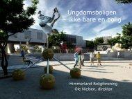 Ungdomsboliger, Himmerland Boligforening - Aalborg Kommune