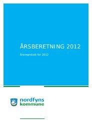 ÅRSBERETNING 2012 - Nordfyns Kommune