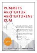 TEMA: ARKITEKTER Pu BARSEL LIVET I ... - Arkitektforbundet - Page 2