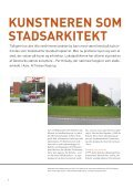 TEMA: ARKITEKTER Pu BARSEL LIVET I ... - Arkitektforbundet - Page 6