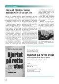 Intersocialt nr. 01.09.indd - Socialpolitisk Forening - Page 2