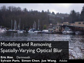 PDF, 7MB - Jue Wang