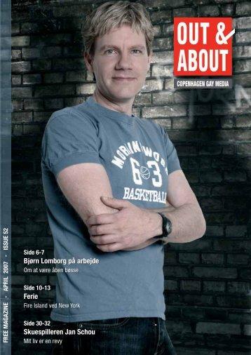 Bjørn Lomborg på arbejde Ferie Skuespilleren Jan ... - Out & About