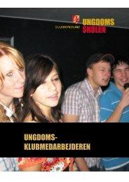 jobprofil for ungdomsklubmedarbejder - Guldborgsund Ungdomsskole