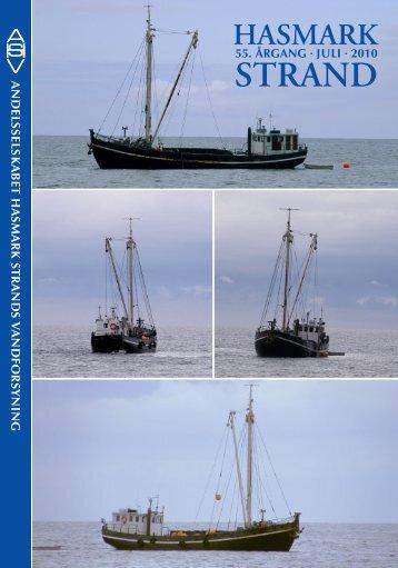 STRAND - Andelsselskabet Hasmark Strands Vandforsyning
