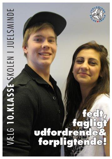 Folder 10. kl. 2013 - Juelsminde Skole