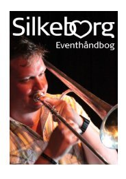 Eventhåndbog Silkeborg - Riverboat Jazz Festival
