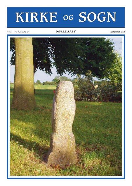 Kirkeblad 0808:Kirkeblad 0307 - Nørre Aaby Kirkes