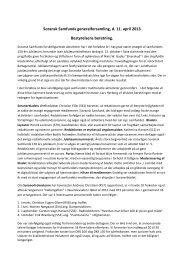 Bestyrelsens beretning 2013 - Soransk Samfund