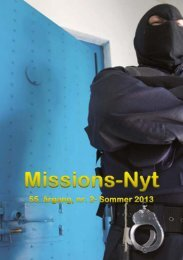 Missions-Nyt - Missionsfonden