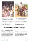Missions-Nyt - Missionsfonden - Page 5