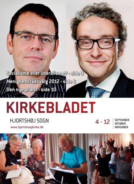 side 3 Menighedsrådsvalg 2012 - Hjortshøj Kirke