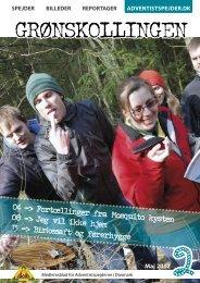 Hent Grønskollingen 2012-02 som pdf her - Adventistspejdernes