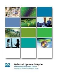 Lederskab igennem integritet - PPG Industries