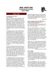 April - Beder-Malling Idrætsforening