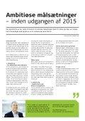 06 Ambitiøse målsætninger 09 Lejeboligmarkedet 18 Etiske ... - DEAS - Page 6