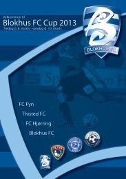 Blokhus FC Cup 2013 - hi-fodbold.dk