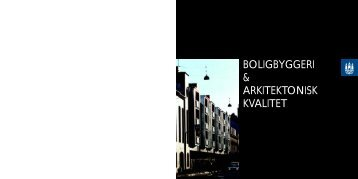 Boligbyggeri og Arkitektonisk kvalitet.pmd - Itera