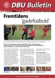 Fremtidens 'gadefodbold' - DBU