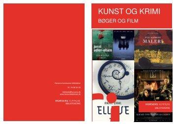Horsens, Kunst og krimi - Centralbibliotek