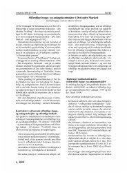 Offentlige bygge- og anlægskontrakter i Det indre Marked - HFB
