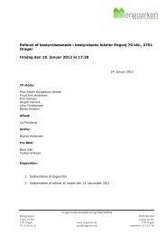 Referat af OB møde den 2012-01-10