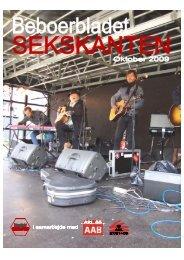 Oktober 09 - Beboerbladet Sekskanten