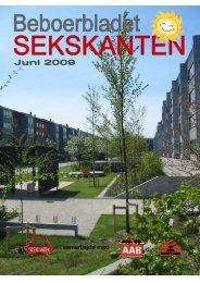 Juni 09 - Beboerbladet Sekskanten