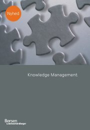 Knowledge Management Nyhed - Per Nikolaj Bukh, professor i ...