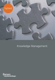 Knowledge Management Nyhed - Per Nikolaj Bukh, professor i ...