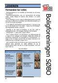 Nyt fra organisationsbestyrelsen - nab -soebo-nyt.dk - Page 6