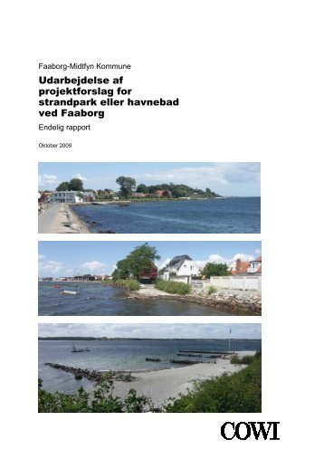 Udarbejdelse af projektforslag for strandpark eller havnebad ved ...